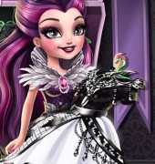 Kara Kraliçe Giydir