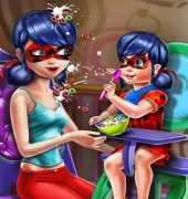 Ladybug Kahvaltı Zamanı