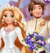 Rapunzel Ortaçağa Düğünü