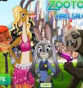 Zooptopia Kuaför Salonu