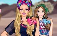 Barbie Afrika Gezisi