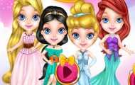 Bebek Barbie Disney Modası