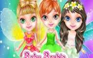 Bebek Barbie Peri Bakımı
