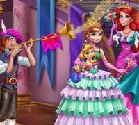 Anna Ve Ariel Giydir Oyna