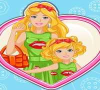 Barbie Anne Kız Elbiseleri Oyna