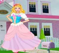 Barbie Ev Tamiri Oyna