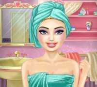 Barbie Makyaj Yap Oyna