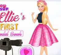 Barbie Moda Editörü Oyna