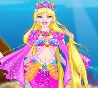 Barbie Modern Deniz Kızı Oyna