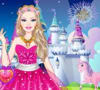 Barbie Peri Diyarı Oyna