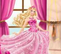 Barbie Prenses Elbiseleri Oyna
