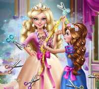 Barbie Prenses Terzisi Oyna