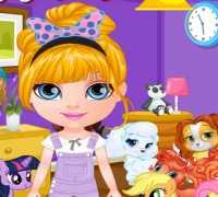 Bebek Barbie Alışveriş Çılgınlığı Oyna