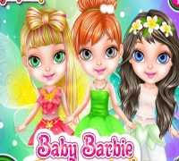 Bebek Barbie Peri Bakımı Oyna