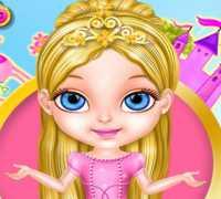 Bebek Barbie Prenses Modası Oyna