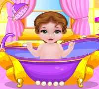 Bebek Belle Bakım Oyna