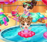 Bebek Havuz Partisi Oyna
