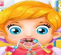 Bebek Lizzie Diş Bakımı Oyna