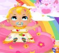 Büyük Bebek Banyo Zamanı Oyna