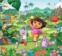 Dora Giydirme Türkçe Oyna