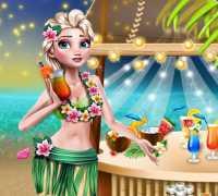 Elsa Hawai'de Oyna