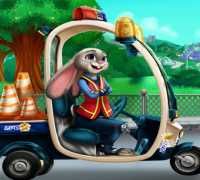 Judy'in Arabası Oyna
