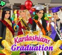 Kardashian Mezuniyet Oyna