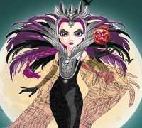 Kötü Kraliçe Raven Oyna