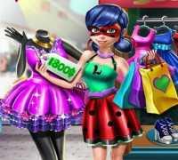 Ladybug Gerçek Alışveriş Oyna