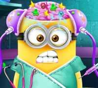 Minion Beyin Ameliyatı Oyna