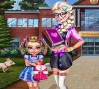 Okul Modası Oyna