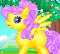 Pony Bakım Merkezi Oyna