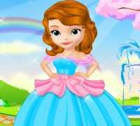 Prenses Sofia Düğün Hazırlığı Oyna