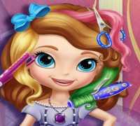 Prenses Sofia Gerçek Saç Modelleri Oyna