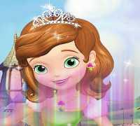 Prenses Sofia Makyaj Oyna