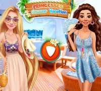 Prenses Yaz Tatili Oyna