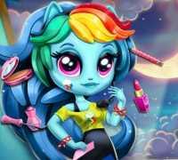 Rainbow Dash K-Pop Modası Oyna