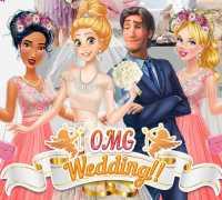 Rapunzel Düğün Hazırlığı Oyna