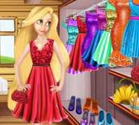 Rapunzel Nostalji Modası Oyna