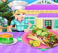 Sindirella Taco Pişirme Oyna