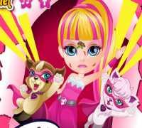 Süper Bebek Barbie Doktorda Oyna