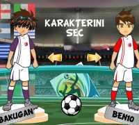 Türkçe Ben 10 Bakugan Dünya Kupası Oyna