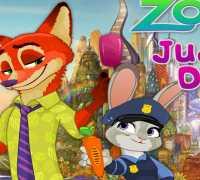 Zootopia Judy Ve Nick Giydir Oyna