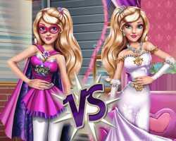 Süper Kahramanlar Ve Prensesler