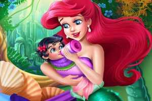 Ariel Bebek Bakımı