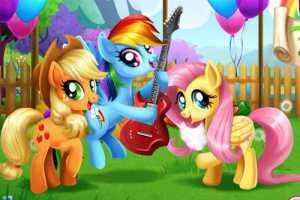 My Little Pony Çiftliği