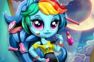 Rainbow Dash K-Pop Modası